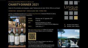 Read more about the article Charity-Dinner zu Gunsten des Lionsclub Palma