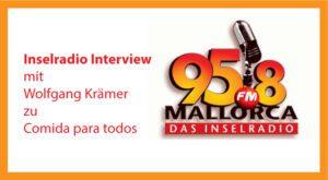Interview im Inselradio