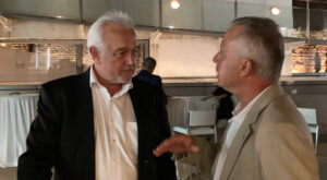 Read more about the article Wolfgang Kubicki im Gespräch mit dem Lionsclub Palma