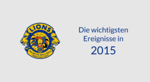 Highlights 2015